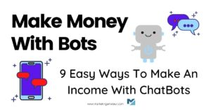 make money with bots