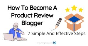 product review blogger