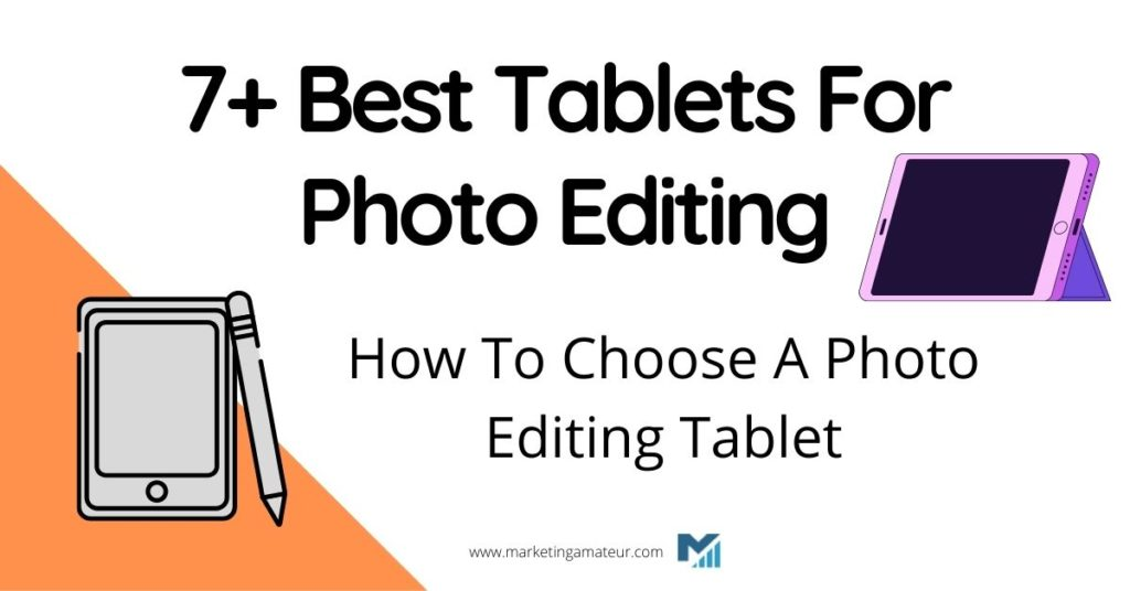 best tablets for photo editing